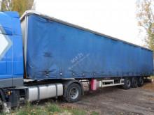 Samro tautliner semi-trailer ST39MHPE