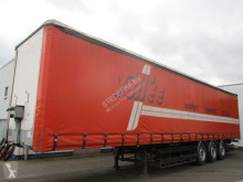Trouillet SRD3 38 , 3 SAF Axle , Disc brakes , Air suspension semi-trailer used tautliner