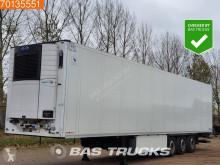 Semi remorque frigo mono température Schmitz Cargobull Vector 1950 Alcoa Taillift LBW Blumenbreit Ladebordwand Liftachse
