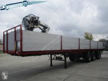 Naczepa Floor FLO-12-28H platforma używana