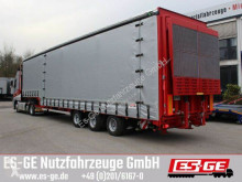 Dinkel 3-Achs-Jumbotieflader - 2tlg. Rampen semi-trailer used flatbed