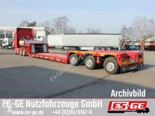 Semitrailer Faymonville 3-Achs-Tiefbett 3x12 t - teleskopierbar platta begagnad