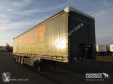 Semirremolque Schmitz Cargobull Curtainsider Standard Getränke lonas deslizantes (PLFD) transporte de bebidas usado