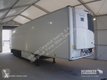 Schmitz Cargobull Reefer Standard Taillift semi-trailer used insulated
