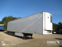 Schmitz Cargobull Tiefkühlkoffer Standard Ladebordwand semi-trailer used insulated