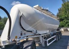 ZVVZ NCG40 semi-trailer used bulk cement tanker