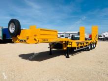 Semirimorchio Invepe Semi reboque trasporto macchinari nuovo
