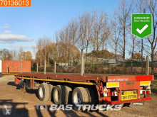 Nooteboom flatbed semi-trailer OVB-48 VV 2x Extendable total 28.55 3x Steeraxle