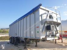 Benalu semi-trailer used cereal tipper