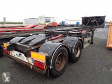 Semiremorca Fruehauf porte Containers transport containere second-hand