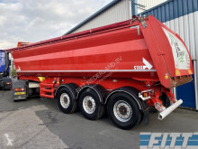 Trailer Stas * 471 - stalen kipper 28 m3, alu chassis tweedehands kipper