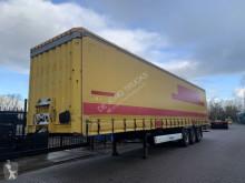 Krone tautliner semi-trailer SD