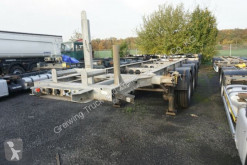 Fliegl chassis semi-trailer SDS 380, ADR