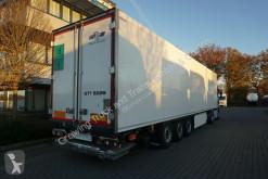 Krone refrigerated semi-trailer SDR 27 EL4, Blumenbreite, unterfaltbare LBW