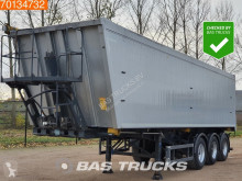 Reisch 48m3 Alu Kipper Liftachse RHKS-35/24 AL semi-trailer used tipper