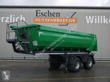 Kempf tipper semi-trailer SKM 31/2 SR,21m³ Hardox, Luft/Lift, Podest,Plane
