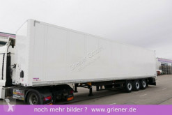 Schmitz Cargobull SKO 24/ 2750 mm innen / ZURRINGE / ZURRLEISTE / semi-trailer used box