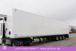 Semi remorque fourgon Schmitz Cargobull SKO 24/ 2750 mm innen / ZURRINGE / ZURRLEISTE /