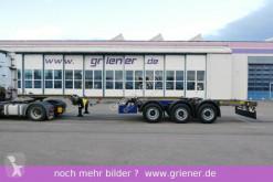 Félpótkocsi Schmitz Cargobull SCF 24 G 40 SLIDER 20/30/40/2 x 20 fuss ADR III használt alváz