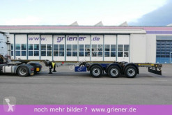 Schmitz Cargobull chassis semi-trailer SCF 24 G 40 SLIDER 20/30/40/2 x 20 fuss ADR III