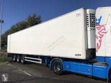Chereau Thermo King bloemenmaat semi-trailer used mono temperature refrigerated