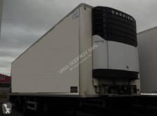 Chereau 2 ESSIEUX semi-trailer used mono temperature refrigerated