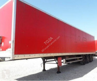 Samro plywood box semi-trailer EXPRESS RIDEAU FIT