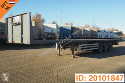 Renders Plateau semi-trailer used flatbed