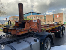 Trailer containersysteem Van Hool TIPPER - - BPW - STEEL SUSPENSION