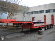Cometto dropside flatbed semi-trailer GSX3