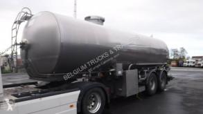 Semirimorchio ETA cisterna trasporto alimenti usato