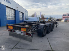 Semitrailer containertransport Renders ROC 12.27CC / MB Disc / 2x 20FT / 1x40FT