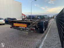 Semi remorque Van Hool Container Chassis / 1x40ft / 2x20ft / 1x30ft / BPW + DISC porte containers occasion