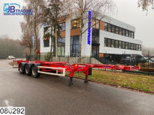 Semi remorque porte containers Asca Container 10 / 20 / 30 / 40 / 45 FT container chassis, Disc brakes