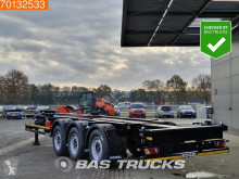 Kögel container semi-trailer S24-2 Extendable 2x20-1x30-1x40ft.