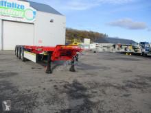 Semi remorque porte containers Schmitz Cargobull !! NEW !! SCF 24 G - 45' EURO // 3 pieces