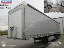 Semirremolque lonas deslizantes (PLFD) transporte de bebidas Schmitz Cargobull Curtainsider Coil Getränke