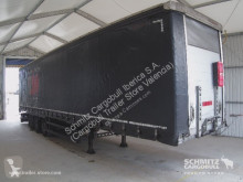 Guillen Curtainsider Varios semi-trailer used tautliner