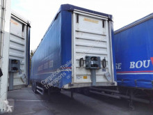 Fruehauf Rideaux Coulissant Mega semi-trailer used tautliner