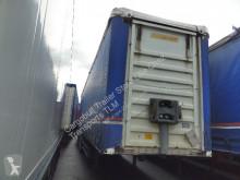Félpótkocsi Fruehauf Rideaux Coulissant Mega használt függönyponyvaroló