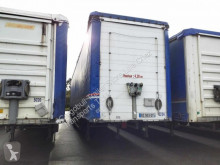 Samro Rideaux Coulissant Standard semi-trailer used tautliner