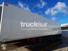 Schmitz Cargobull FRIGORIFICO BITEMPER semi-trailer used mono temperature refrigerated