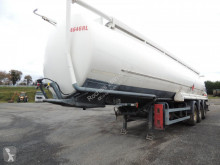 Trailor oil/fuel tanker semi-trailer hydrocarurant