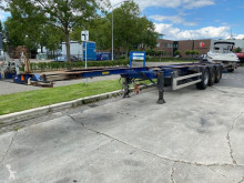 Trailer containersysteem Groenewegen 45.11 CC-16-27 - 3 AS