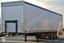 Semirimorchio Kögel CURTAINSIDER /STANDARD/ LIFTED AXLE /12.2019 YEA centinato alla francese usato