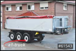Carnehl CHKS/AL 24m³ Alu,Thermo,Lift Tüv 01/21 semi-trailer used tipper