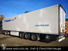 Krone Tiefkühl , Vector 1950 Strom/Diesel semi-trailer used refrigerated