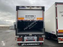 Semi remorque frigo Lamberet Cityliner- 2x hydr. Lenkachs.-Rolltor-2x Trennw.