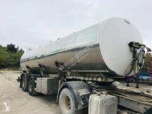 Náves cisterna vozidlo na prepravu potravín Magyar VO 0058 - CITERNE ALIMENTAIRE MAGYAR 26000 LITRES - 2 ESSIEUX - ANNEE 2011 -