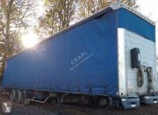 Semi remorque savoyarde Schmitz Cargobull SCS 27